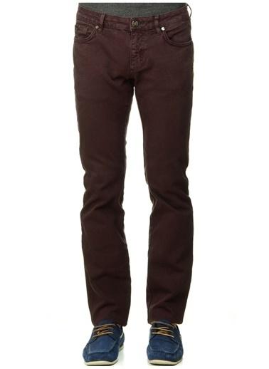 George Hogg Klasik Pantolon Bordo